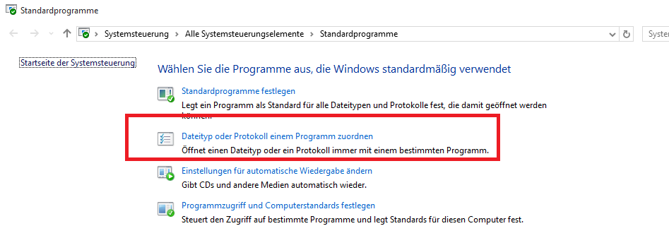 wichtige einstellungen windows 10