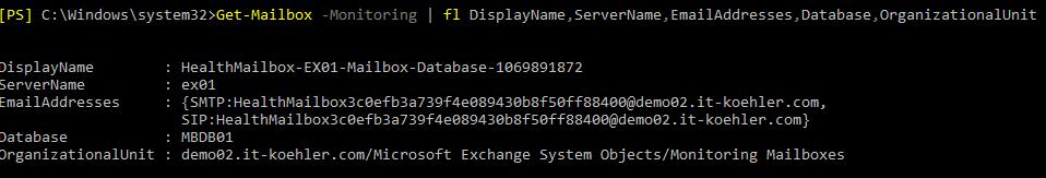 Exchange 2016 Event ID 1025 MSExchangeTransport / SMTP rejected a