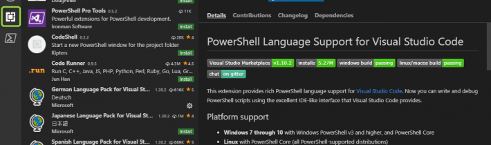 From Powershell ISE to VSCode    give it a try! - it-koehler