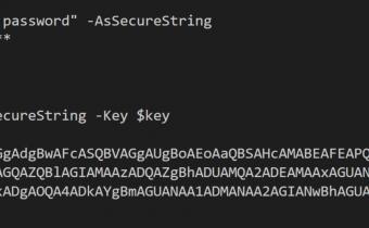 Passwörter in PowerShell Skripten benutzen -Prolog