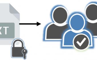 AD Delegierung mit TXT Dateien (Benutzer aus Text Dateien in AD Gruppen automatisch importieren)